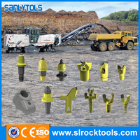 Good price Coal Milling Cutting Tools and carbide material PDC Drill Bit