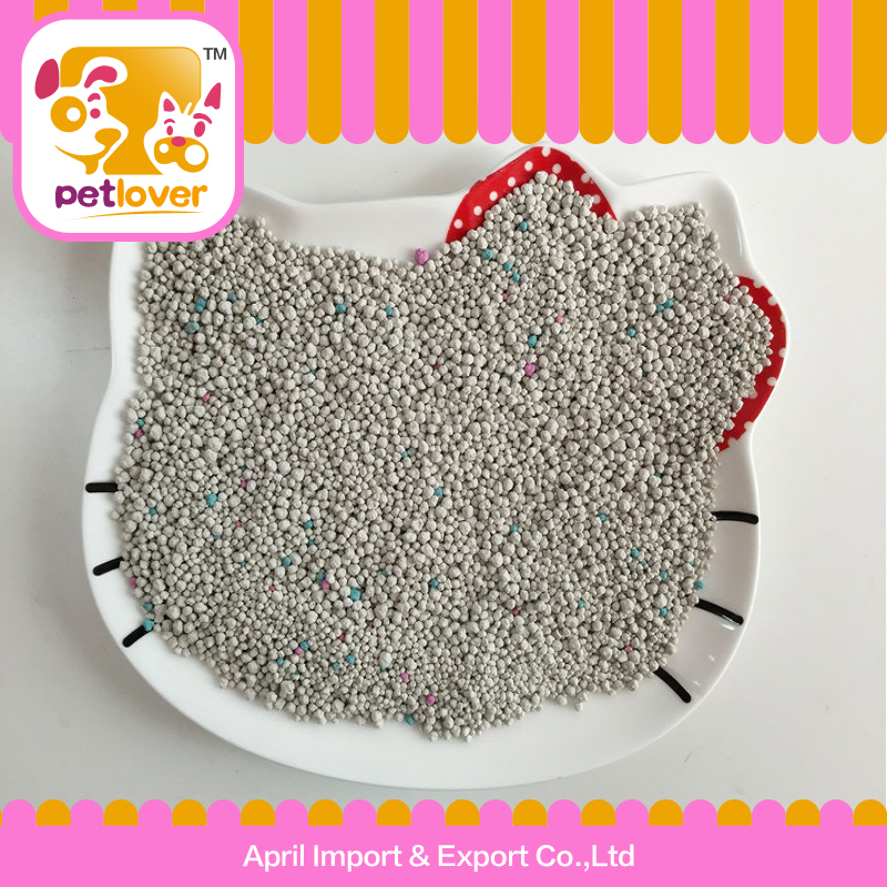 Hot sale Bentonite Clumping Cat Litter