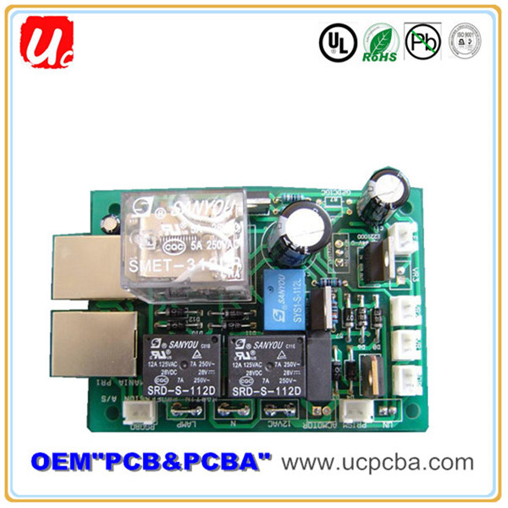Fast Delivery Large Capacity Multilayer 94V0 FR4 PCB Design Services In A Quick Turn