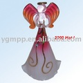 Glass Angel,little glass angel,glass figurine