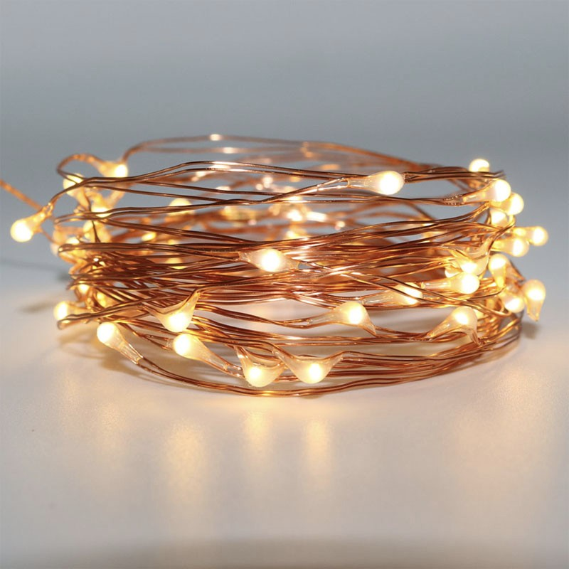 String Lights Short : High Quality Cr2032 3aa 6aa Battery Operated Copper Wire Fancy String Lights,Short String ...