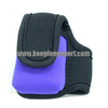 custom Neoprene mobile phone bag with logo neoprene cell phone case