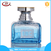 BBC Middle East Series - ME020 Good quality glass bottles natural man royal blue perfume