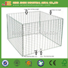 900x900x700mm Powder Coated RAL6005 Wire Composter
