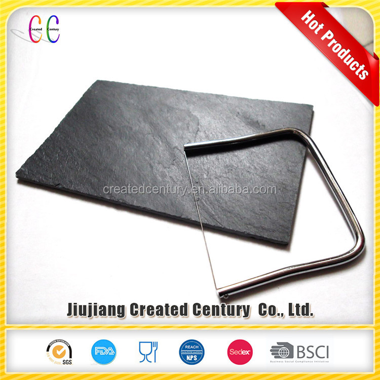 Make your own dinnerware sushi black slate chopping cutting board