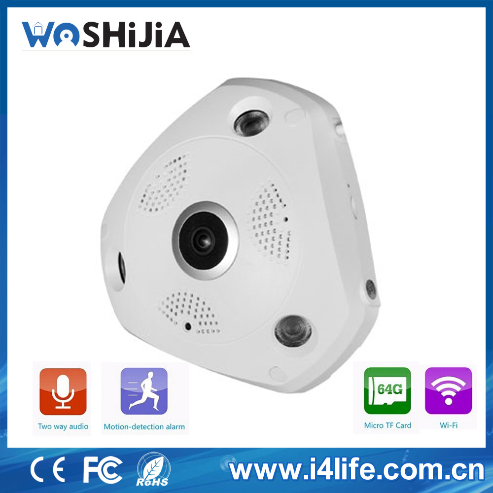 UFO Wifi Yoosee Camera System 360 degree vr camera 1.3MP 2MP 3MP 5MP Optional