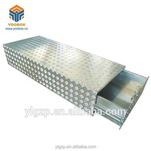 Wuyi Yunlin highly polished aluminum tool box for trucks