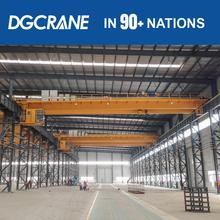 Double Girder Lh 20 Ton Overhead Crane In Delhi Ncr