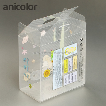 wholesale clear plastic boxes for electronics