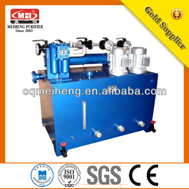XYZ-6G Thin Oil Lubrication Station for cooling portable fuel station