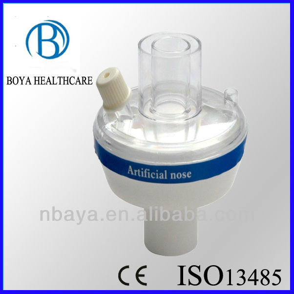 Disposable Medical Bacterial&Viral HME Filter