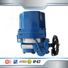 small rotary electric actuator for ball valves butterfly valves