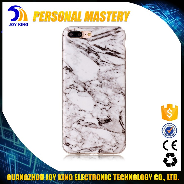 Popular soft TPU marble phone case for iphone 6
