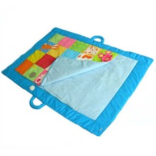 ECO-friendly soft cheap padded baby play gym mat