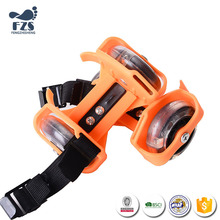 flashing 2 wheels roller skates Wheels shoes price