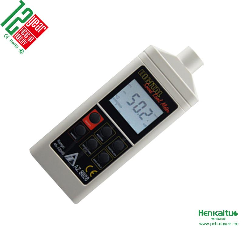 Top High Accuracy Digital Sound Pressure Level Meter