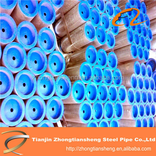 epoxy lined carbon sch 40 seamless natural gas coated steel pipe
