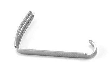 MACINTOSH ANESTHETIC LARYNGOSCOPE BLADE