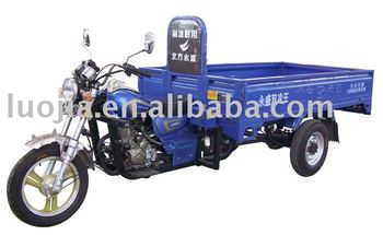 150cc 200cc Cargo Tricycle PlatformThree Wheel Motorcycle
