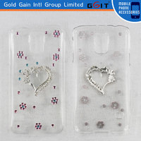 Cute Luxury Bling Crystal Diamond Hard Case Cover For Galaxy S5 i9600