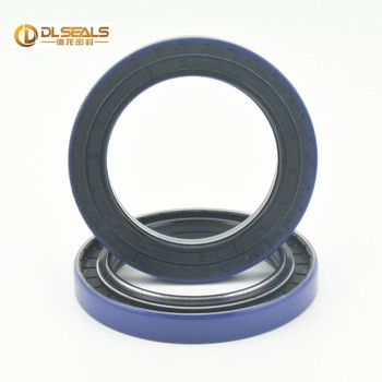 Standard Mechanical NBR/FKM Rubber Material Rotary Sealing TC Oil Seal