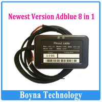 Wholesale - New ADBLUE EMULATION MODULE/Truck Adblue Remove Tool 8 IN 1