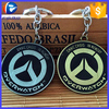 Game Overwatch Entertainment Logo Motorcycle Keyring