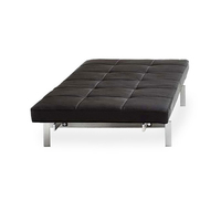 living room daybed modern leather bench Popular PK80 bench