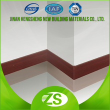 Decorative wall foam kitchen rubber baseboard By ZS