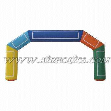 inflatable promotions, arch balloon