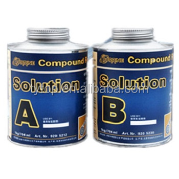 FA solution A&B for conveyor belt repair