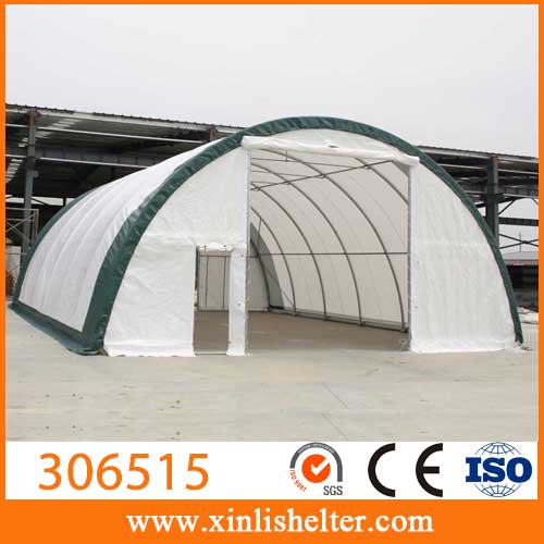 306515R Tent manufacturer metal canopy / outside storage dome tents