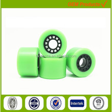 Hot sale discount skateboard wheels high quality quad skate wheels parts