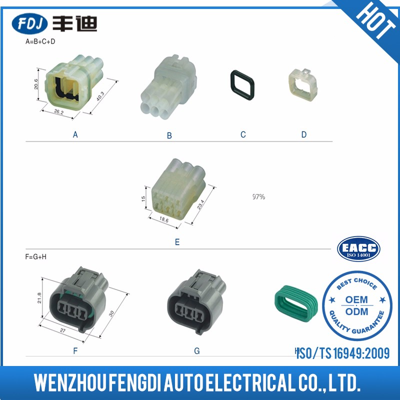 Wholesale Hot Selling Connector for Volvo
