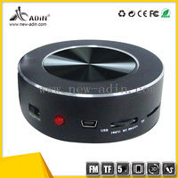 enjoy music anytime anywhere mobile toy mini vibration speaker