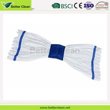 Stripe replace for head floor cleaning polyester material cleaning magic mop