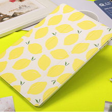 for ipad 2/3/4 tablet printing leather case