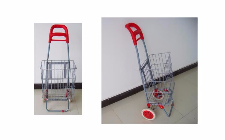 Made In China High Quality  shopping High Quality  used supermarket trolley Cart  .jpg