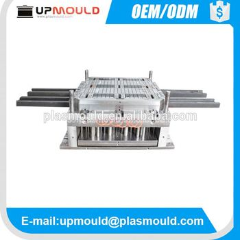 multi-cavity plastic mold Customized mold for Plastic pallet OEM tray mould