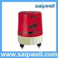 beacon rotating warning light red/yellow/blue