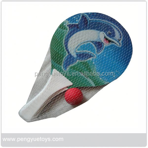 Good Quality Beach Ball Set Racket
