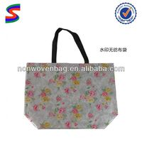 Non Woven 6 Bottle Wine Tote Bag Pictures Printing Non Woven Shopping Bag