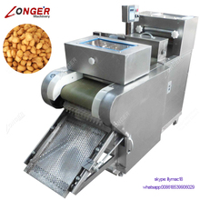 Commercial Industrial Automatic Snack Food Cutting Frying Fryer Packing Packaging Chin Chin Making Machine for Sale