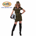 Aviator girl costume (12-178) as Halloween costume for lady with ARTPRO brand