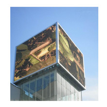 wholesale led sign p10 outdoor cabinet led display module price full color manufacturers