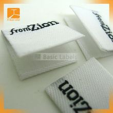 woven label printing machine