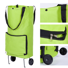 2017 hat sale foldable storage cart traveling hand trolley bag custom travel bag