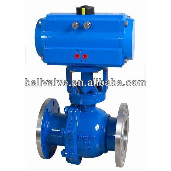 pneumatic wafer ball valve price