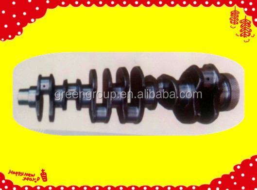 Excavator engine parts ,crankshaft for kobelco, crankshaft for SK30 SK45 SK80 SK50 SK120 SK60