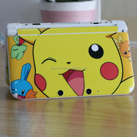 cartoon case for 3ds xl housing shell for nintendo ds
